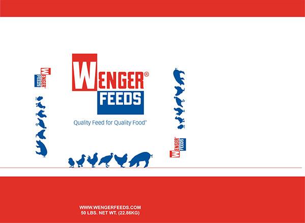 WengerFeedsBag