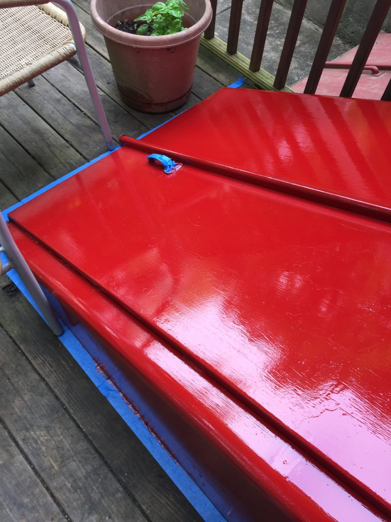 Painting Metal Surfaces