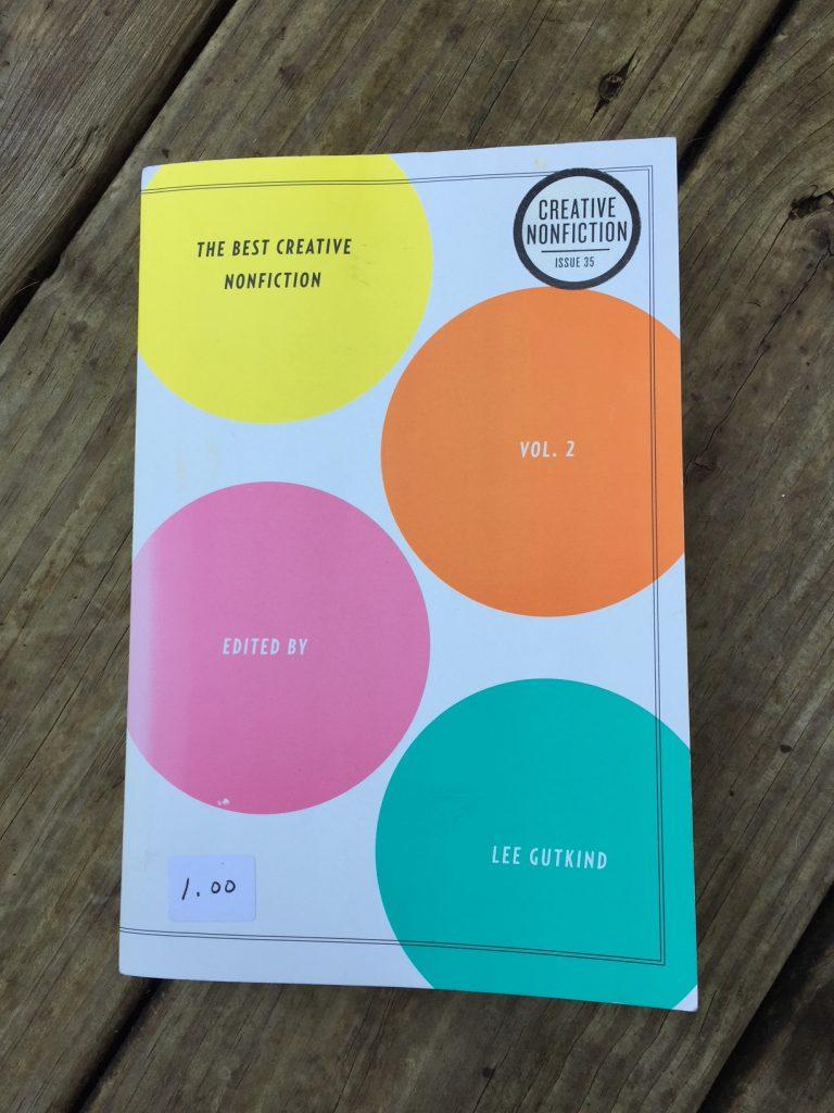 Best Creative Non-Fiction, Vol 2