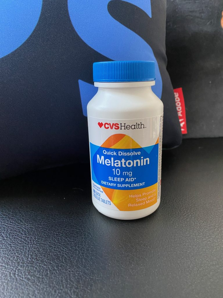 Melatonin from CVS