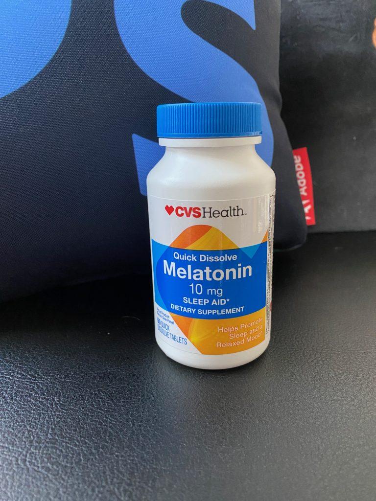 Melatonin from CVS